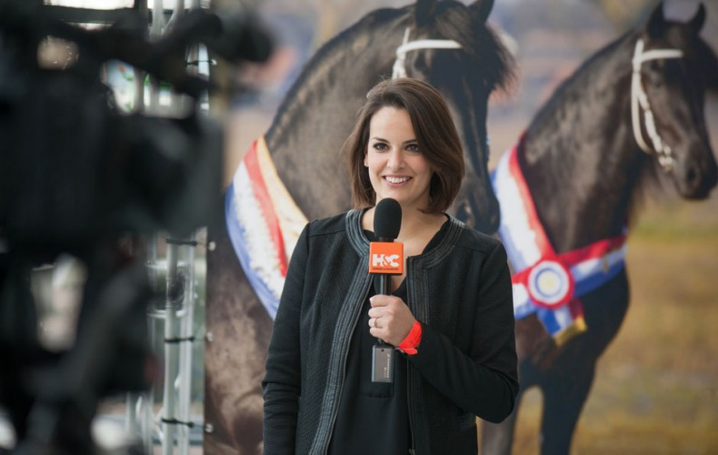 Daisy van Nieuwkasteele nieuwe presentatrice Passe Partout