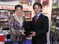 Nederland vertegenwoordigd tijdens Al Fares Dubai Horse Fair