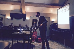Presentatie Luc van Moorsel fokkersclub het zuiden