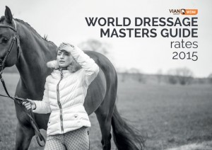 World Dressage Masters Guide Rates Sales Book