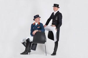 Edward Gal Hans Peter Minderhout marketing paarden