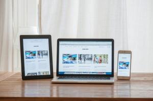 Responsive paardenwebsite site hippisch online marketing