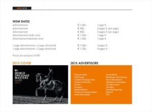 Marketing Paarden World Dressage Masters