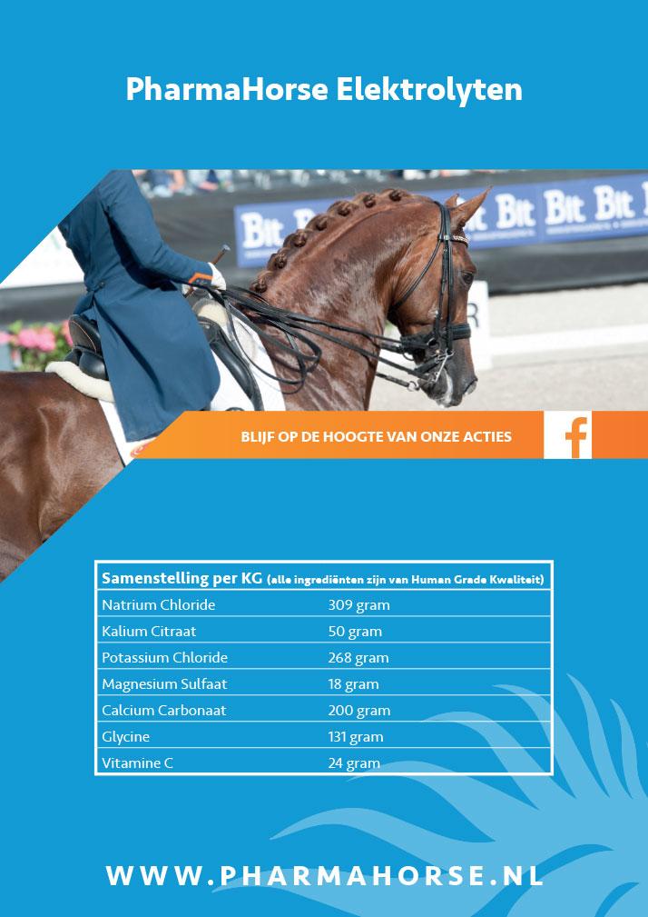 Flyer Pharma Horse