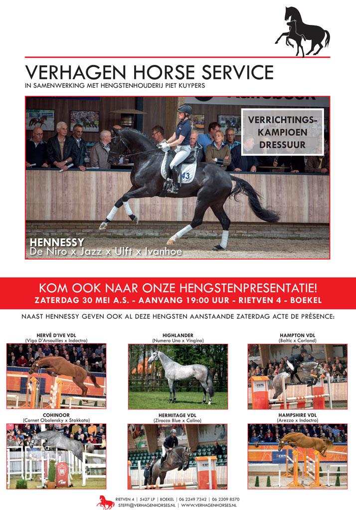 Verhagen Horse Service