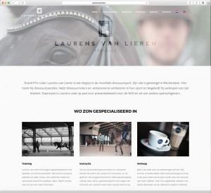 Laurens van Lieren Dressage Dressuur marketing paarden