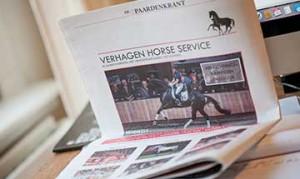 verhagen, advertentie, paarden, verkoop, dekking, hengsten, marketing