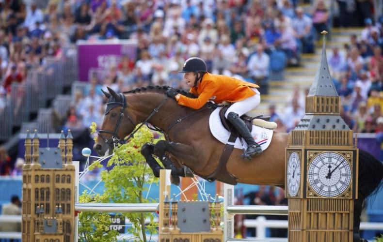 Equine MERC maakt Hengstenbrochure Team Nijhof