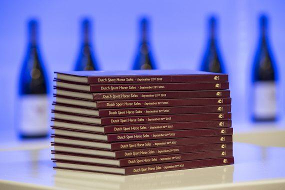 Dit jaar wederom een geslaagde Dutch Sport Horse Sales catalogus!
