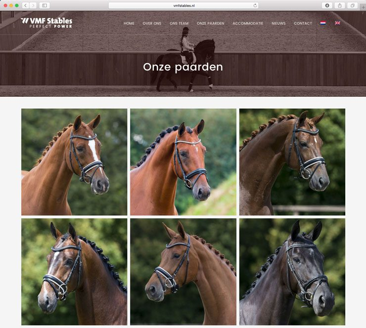 VMF Stables
