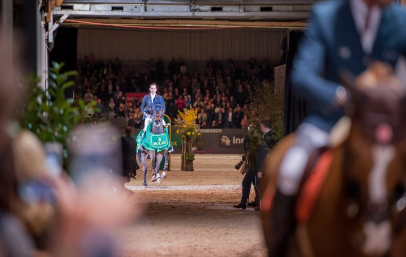 Equine MERC at Indoor Brabant