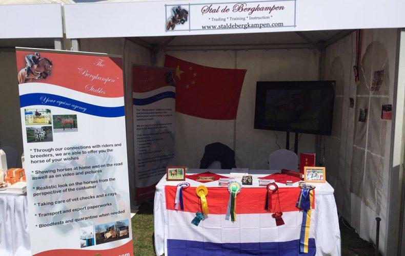 """Mas van Veenendaal: """"Equuleus was een succesvol evenement met prachtige paardensport!"""""""