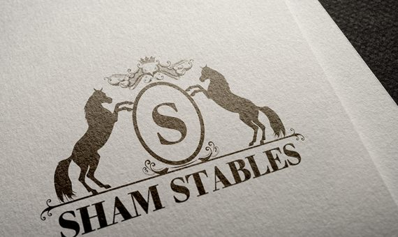 Corporate Identity Sham Stables