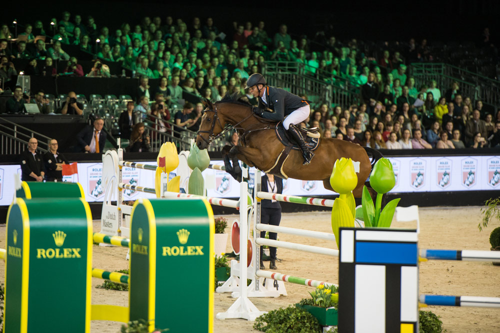 Spectaculaire editie The Dutch Masters – Indoor Brabant