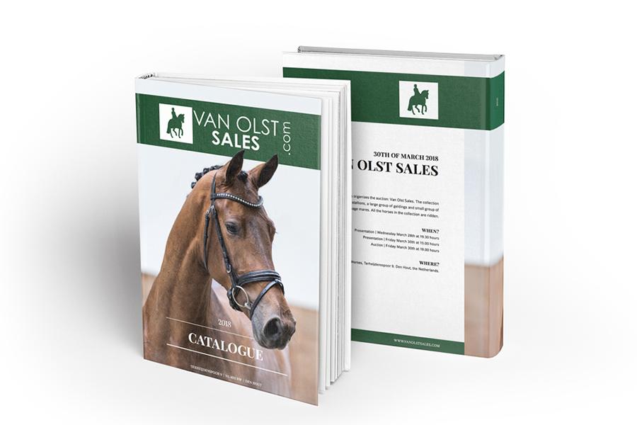 Catalogus & promotie Van Olst Sales