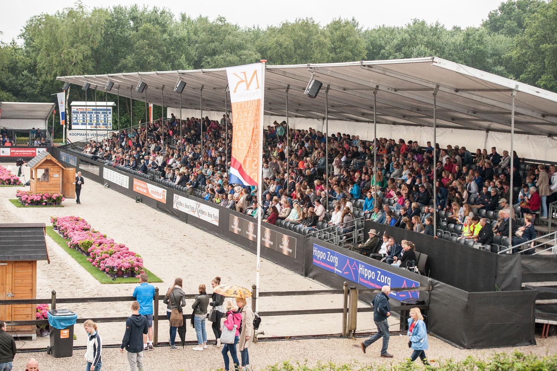 Promotie uitingen NK Dressuur Gelderland